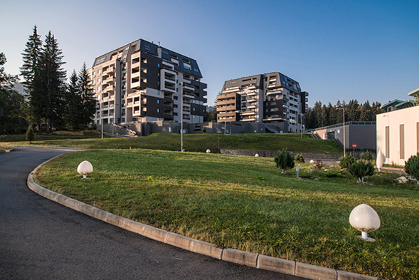 Silver Mountain Resort Real Estate Investment Romania 2 camere