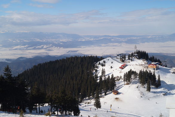 Imagine Poiana Brasov Silver Mountain Resort Real Estate Investment Romania